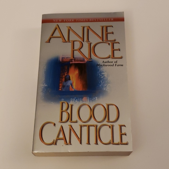 📚 5 for $20 Anne Rice, Blood Canticle
